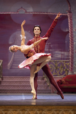 Intervista ad Ambra Vallo - Napoli City Ballet
