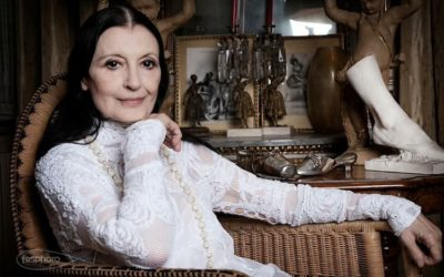 Intervista a Carla Fracci